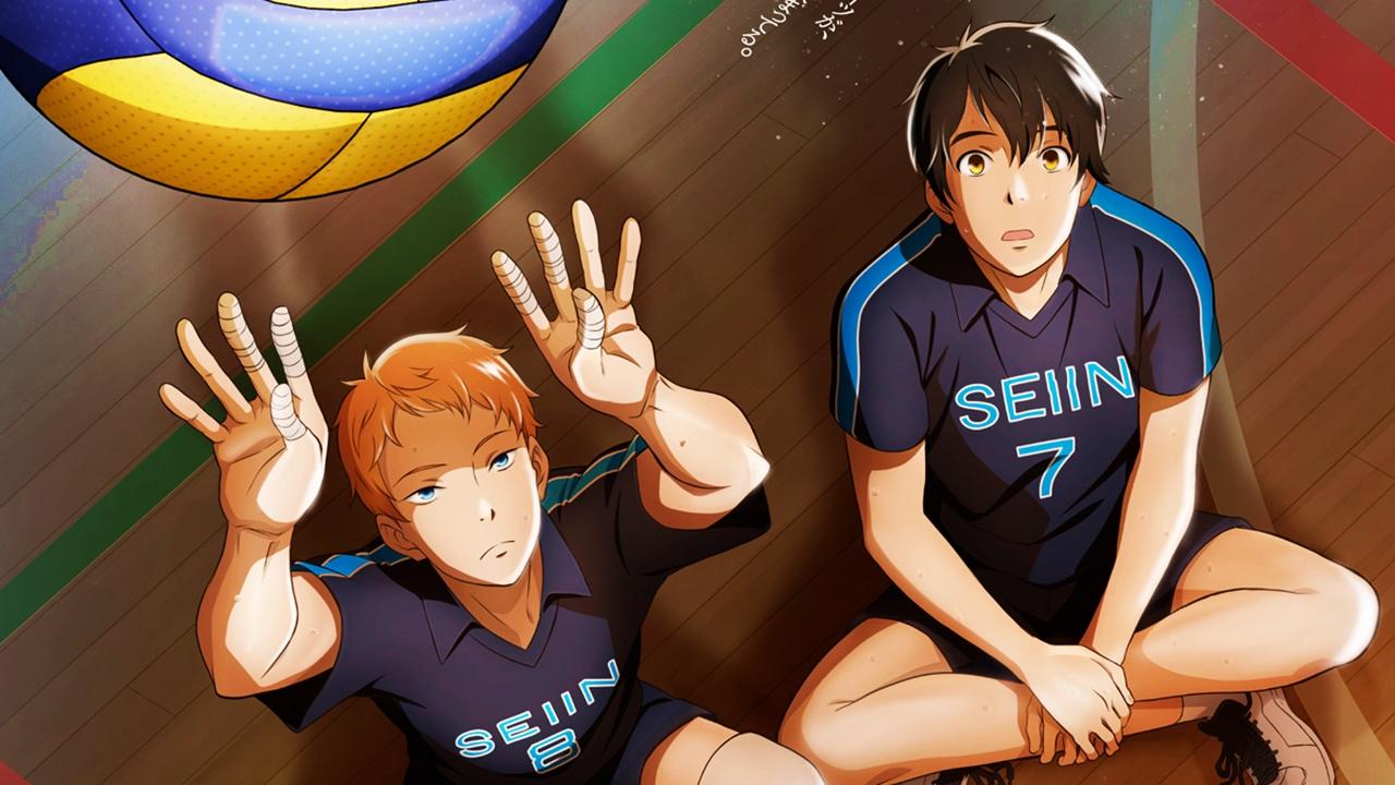 معرفی انیمه 2.43: Seiin Koukou Danshi Volley-bu