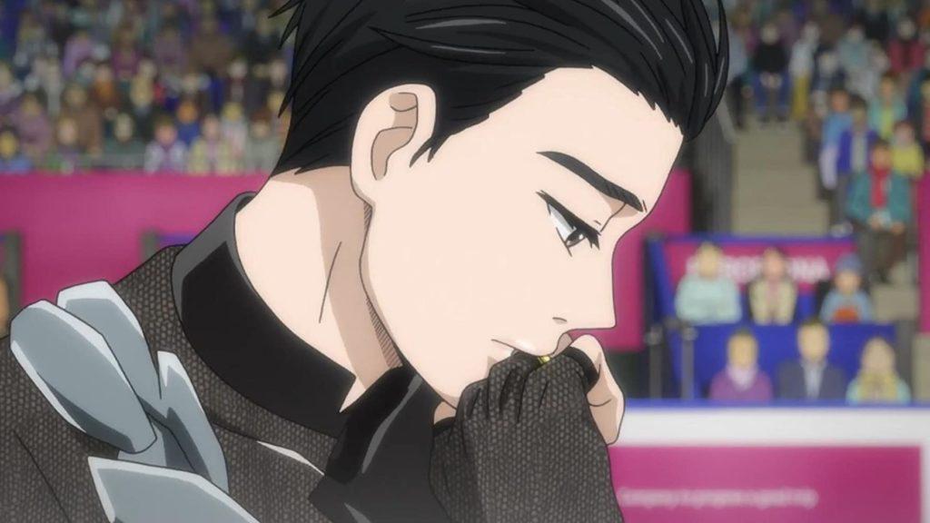 5. Yuri!!! On Ice (2016)