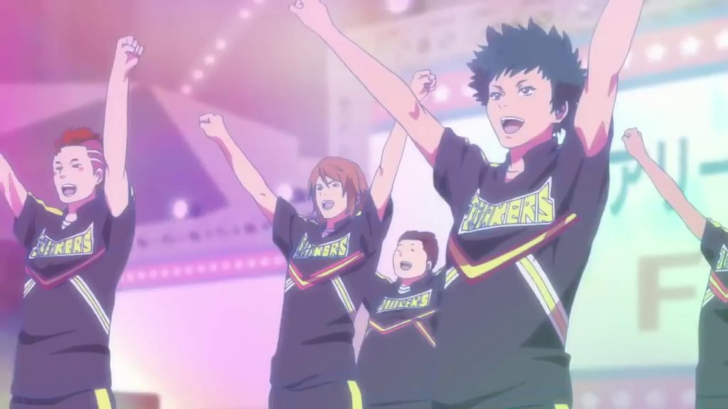 3. Cheer Boys!! (2016)